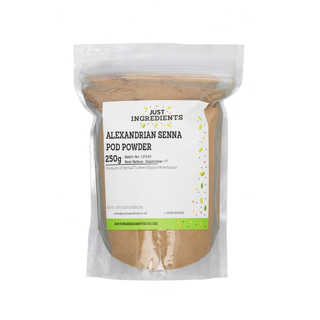 JustIngredients Alexandrian Senna Pod Powder