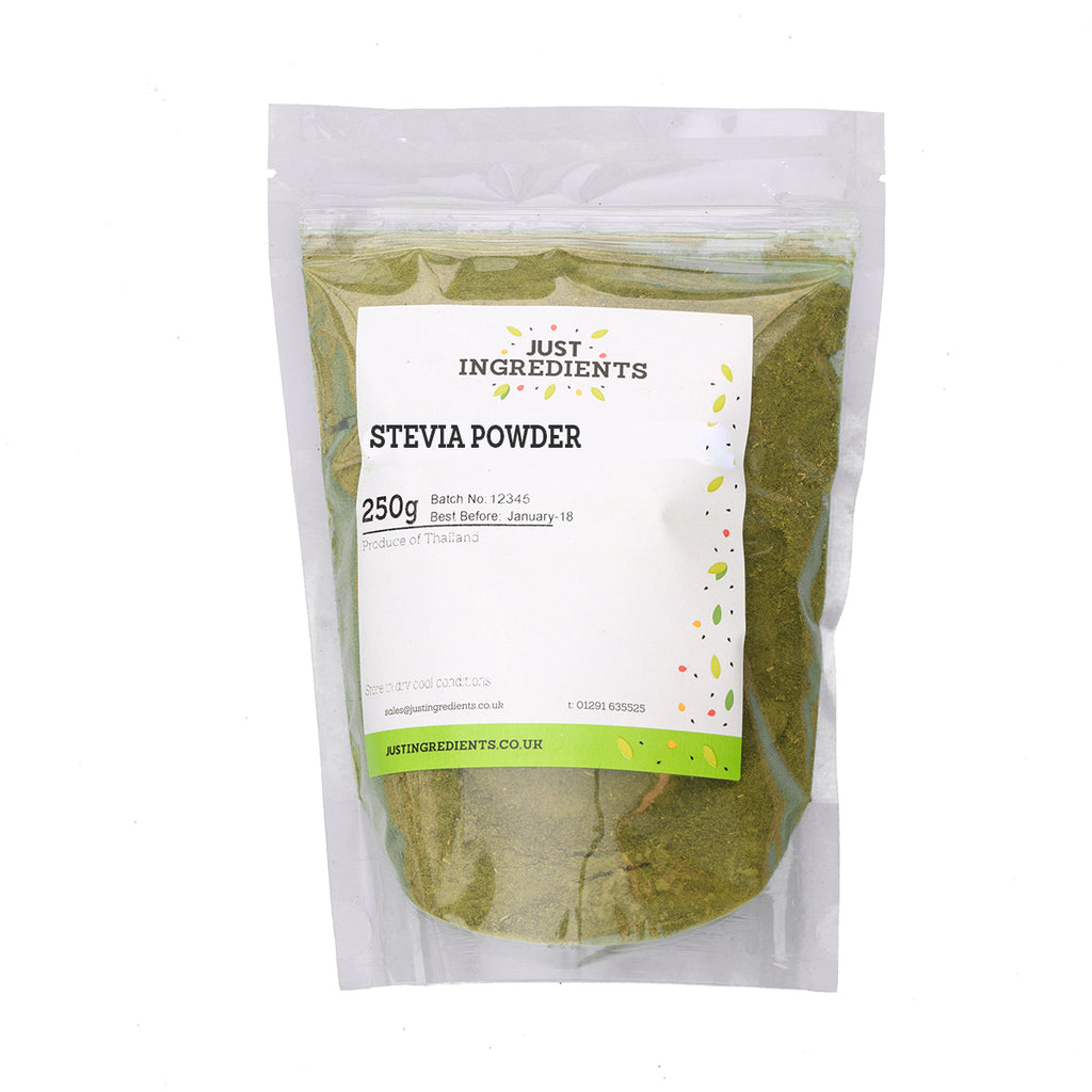 JustIngredients Stevia Powder