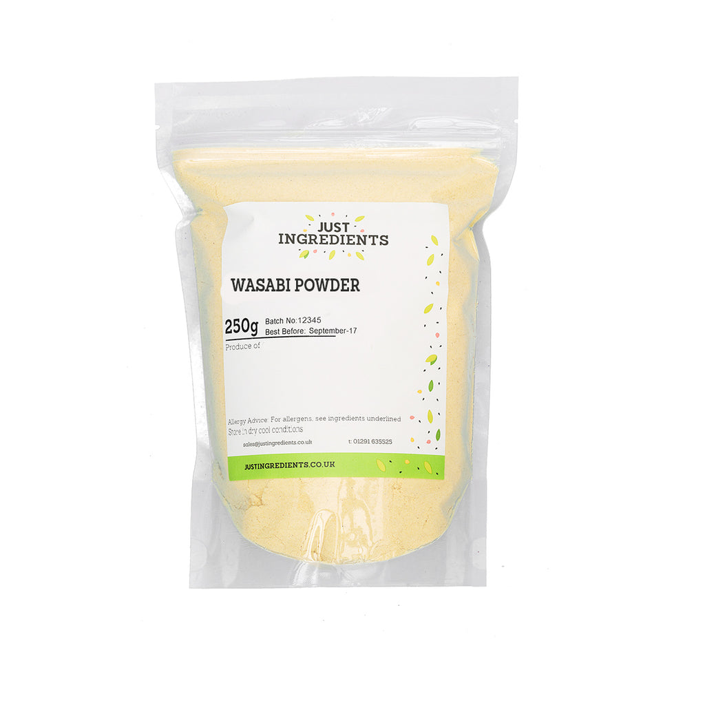JustIngredients Wasabi Powder (Blend)