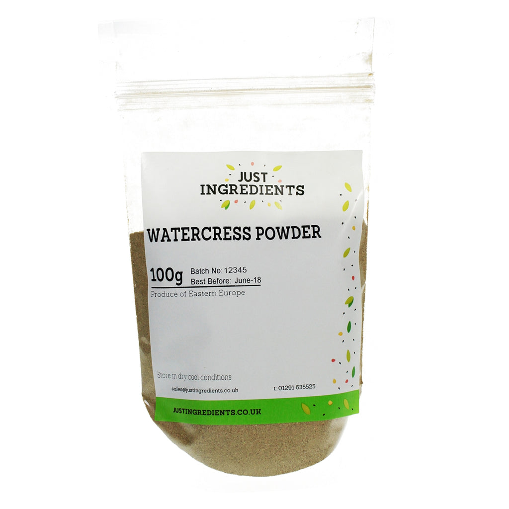 JustIngredients Watercress Herb Powder