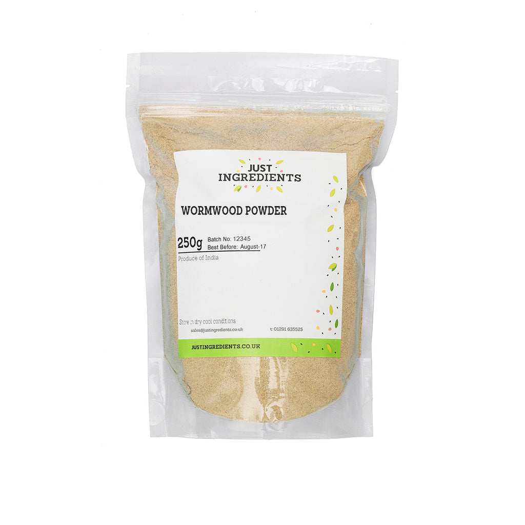 JustIngredients Wormwood Powder