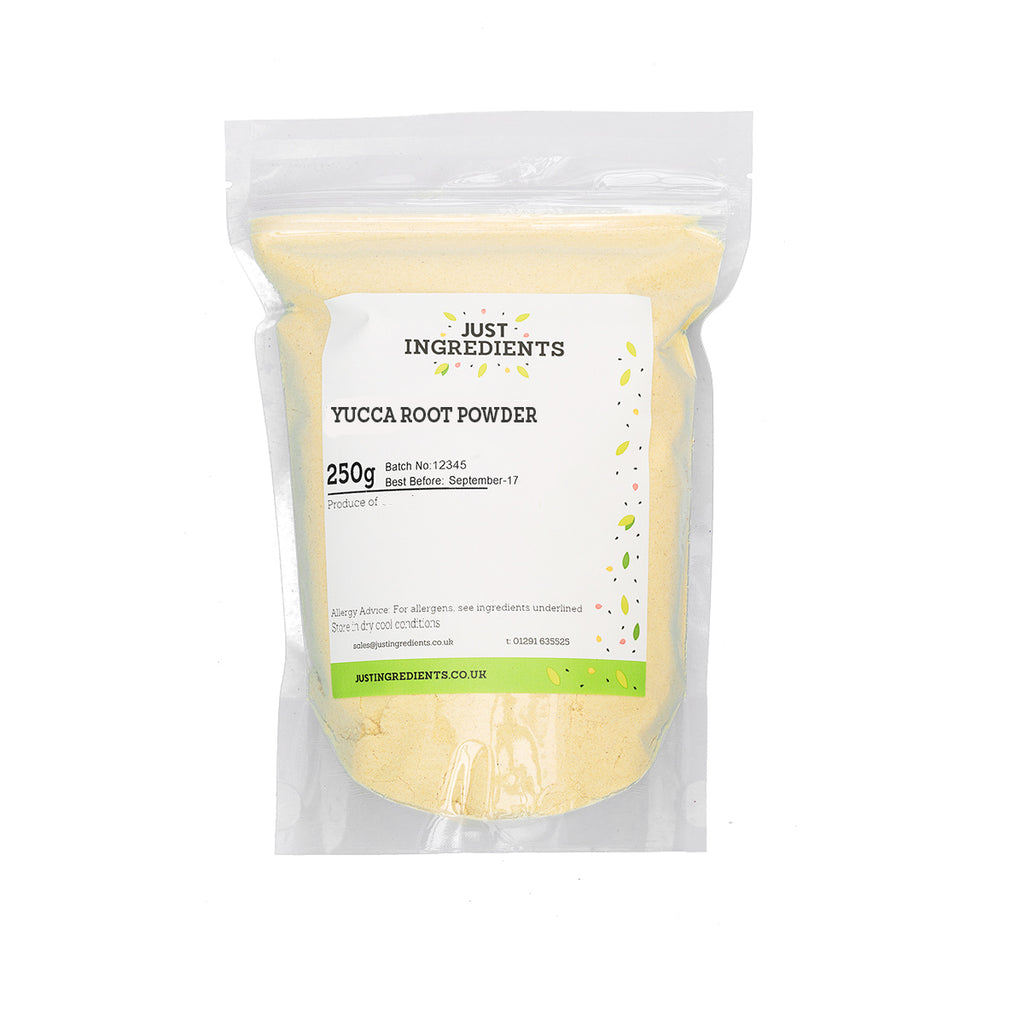 JustIngredients Yucca Root Powder