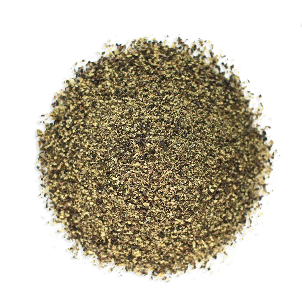 JustIngredients Fairtrade Organic Ground Black Pepper