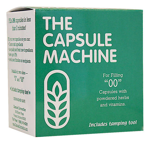 "JustIngredients The Capsule machine size ""00"""