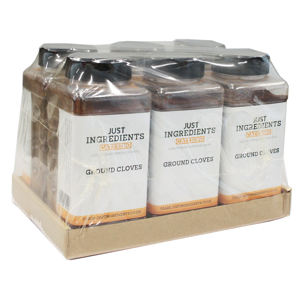 JustIngredients Cloves Ground - Catering Tub 550g