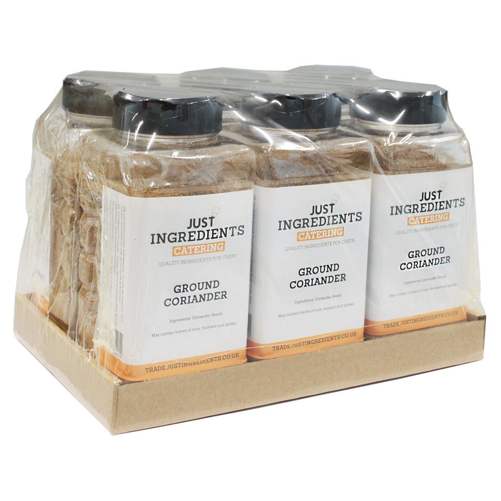 JustIngredients Coriander Ground - Catering Tub 400g