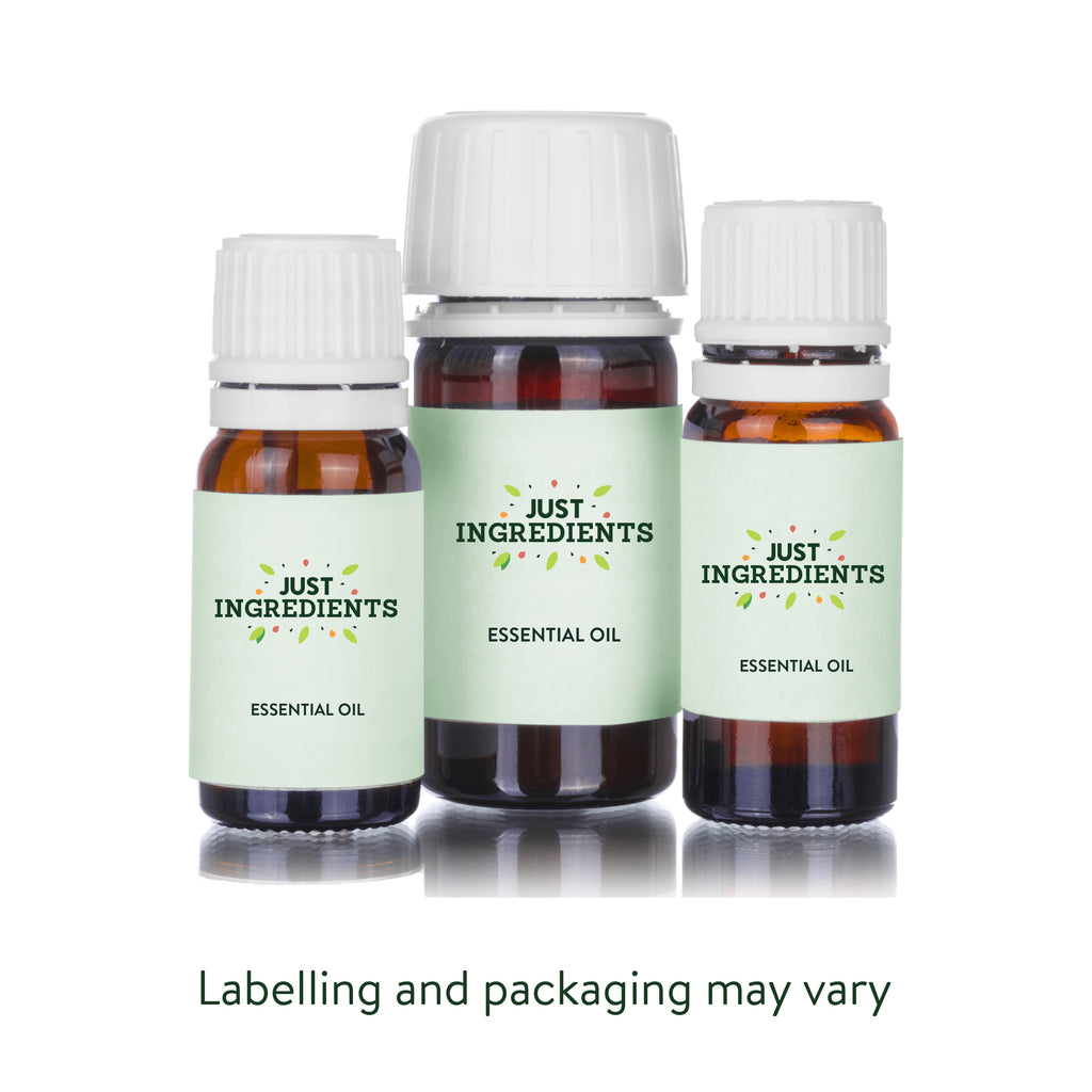 JustIngredients Vetivert Essential Oil