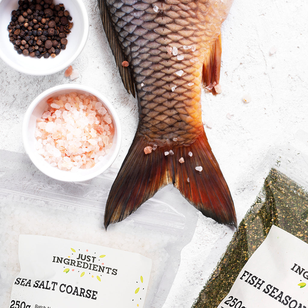 JustIngredients Retail Fish Seasoning