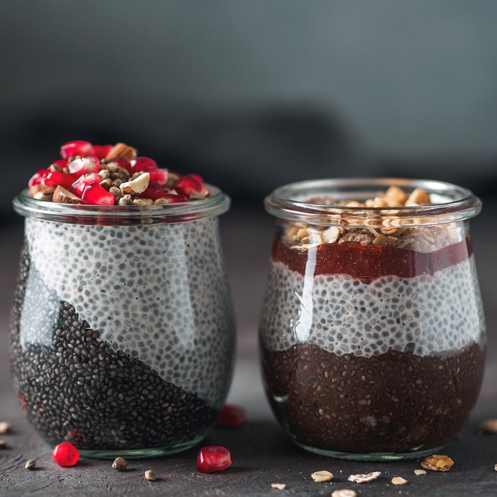 JustIngredients Trade Organic Chia Seeds