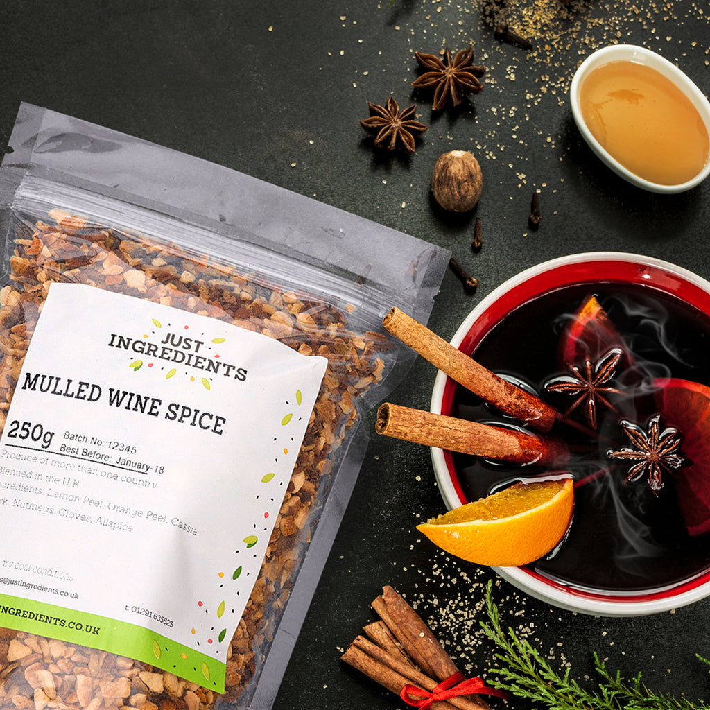 JustIngredients Trade Mulled Wine Spice Blend