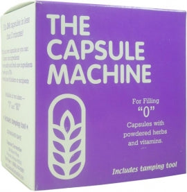 "JustIngredients The Capsule machine size ""0"""