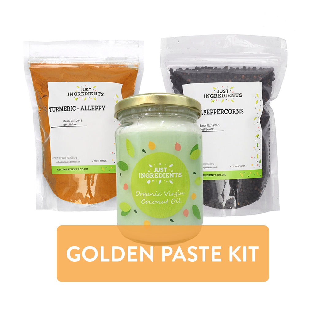 JustIngredients Golden Paste Kit