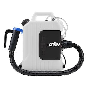 GROW1 Electric Backpack Fogger ULV Atomizer 2.5 Gallon