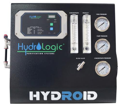 Hydro-Logic Hydroid - Compact Commercial RO System Up To 5,000 GPD