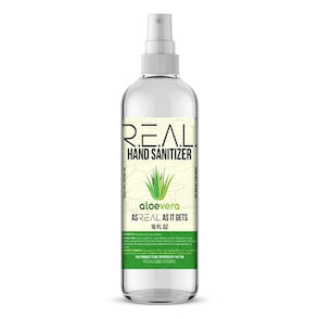R.E.A.L Hand Sanitizer 16oz (limited supply)