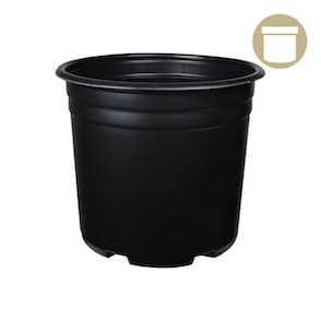 1 Gal Thermoformed Plastic Pot