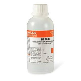 Hanna 12880 μS/cm Conductivity Solution, 230 ml