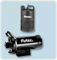 Hydro Innovations Flotec Inline Pump, 1 HP
