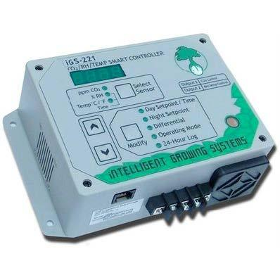 iGS-221 CO2/RH/Temp Smart Controller