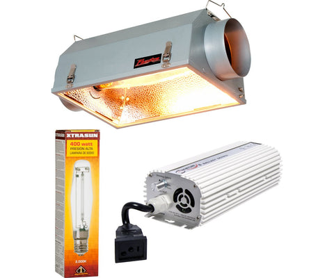 Phantom Combo HPS Kit w/Air-Cooled Reflector, 400W
