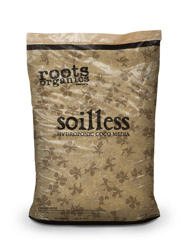 Roots Organics Soilless Hydroponic Coco Media