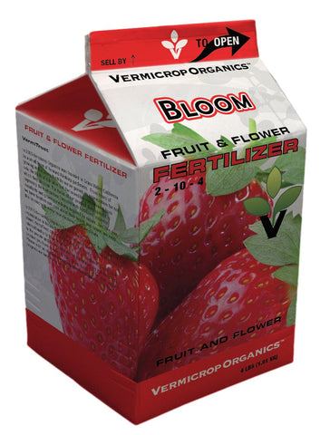Vermicrop Bloom 3-10-5 Fruit and Flower