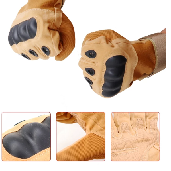 Knife-Proof Tactical Military Gloves ( Buy 2 Pairs Get Extra 10% Off )