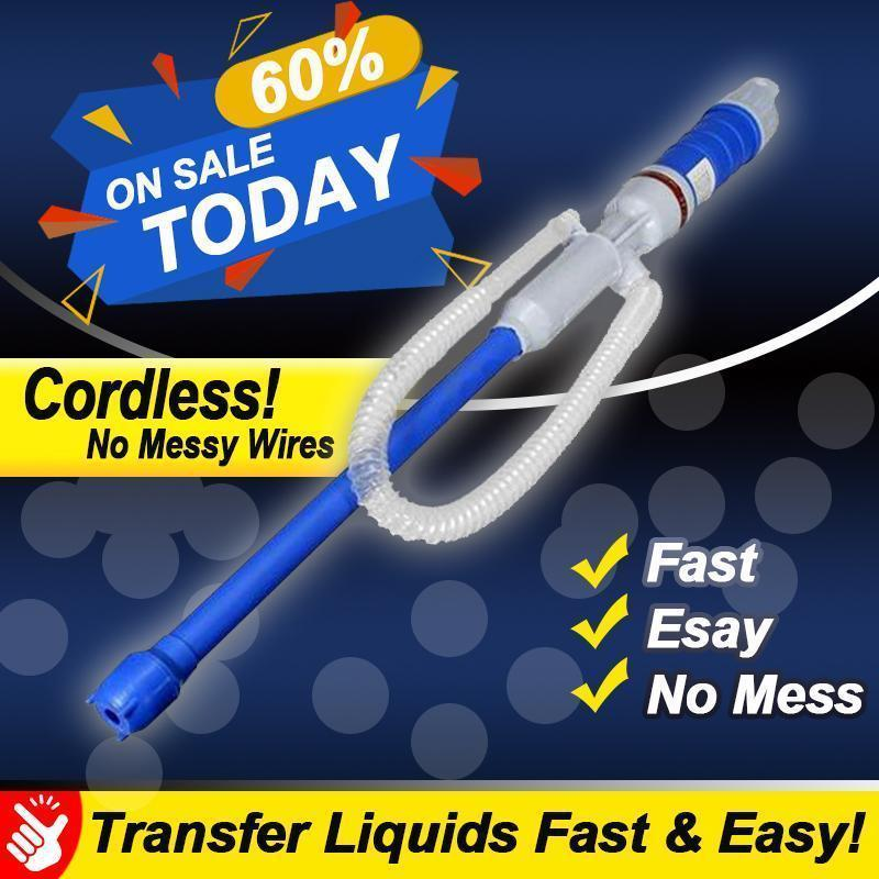 Electric Liquid Transfer Pump ( Buy 2 Get Extra 10% Off )