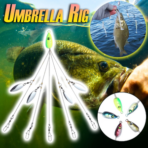 Umbrella Rig ( Buy 2 Get Extra 10% Off )