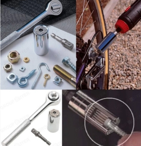 Universal Wrench Sleeve Head Set ( Buy 2 Get Extra 10% Off )