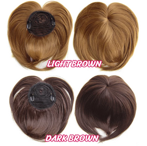 Silky Clip-On Hair Topper ( Buy 2 Get Extra 10% Off )