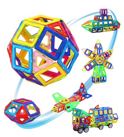 Magnetic Mania Building Blocks ( Buy 2 Get Extra 10% Off )