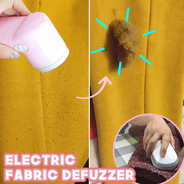 Electric Fabric Defuzzer ( Buy 2 Get Extra 10% Off )