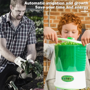 Automatic Sprout Machine