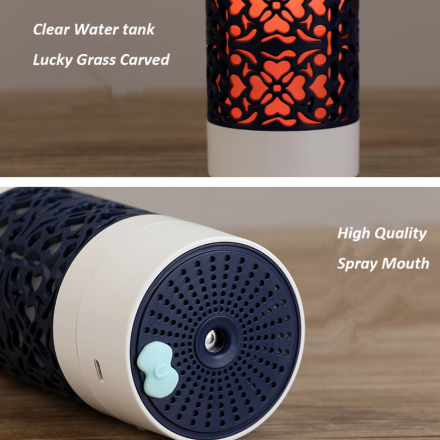 3 in 1 USB Humidifier/Diffuser ( Buy 2 Get Extra 10% Off )