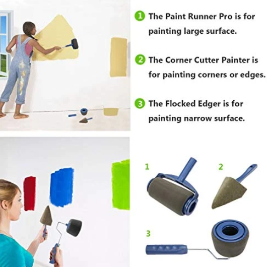 Roller Paint Pro - Painting Handle Tool