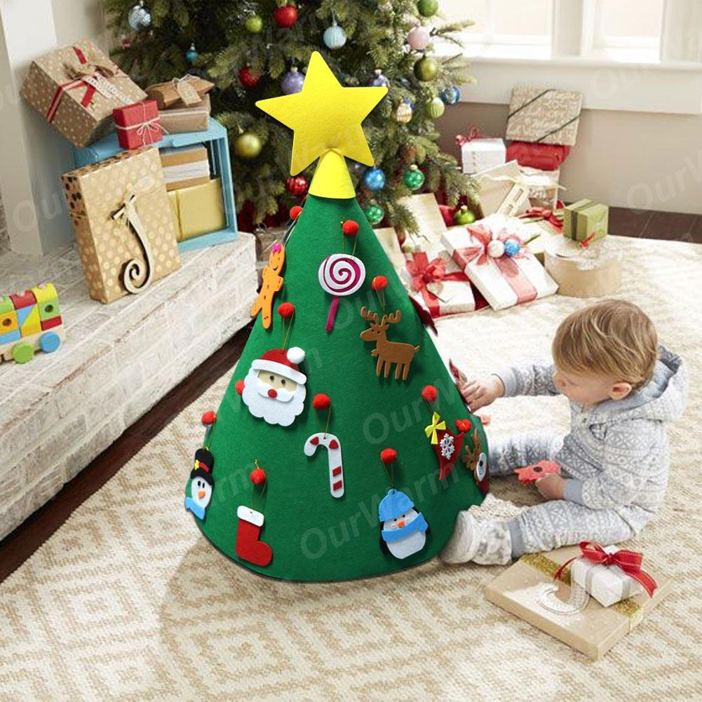 DIY Felt Christmas Tree ( Buy 2 Get Extra 10% Off )