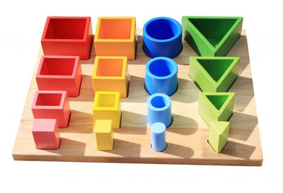 Qtoys Sorting and Nesting Board