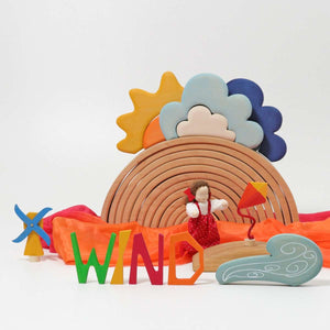 Grimm's Building Set Weather (Preorder Oct/Nov)