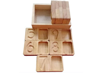 Qtoys Jumbo Counting Trays