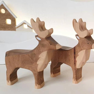 Brin d'Ours Reindeer