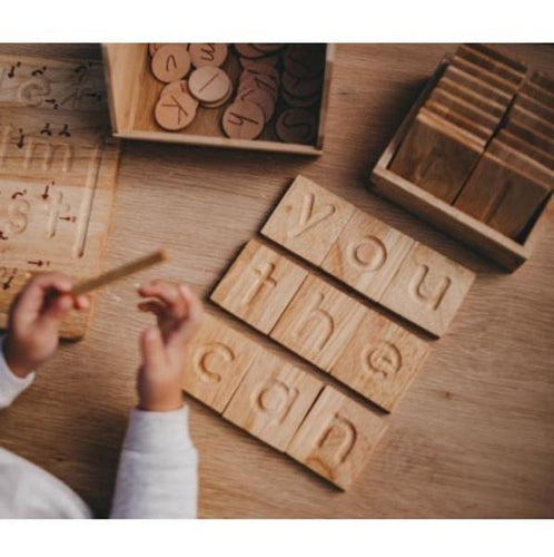 Qtoys Spelling and Writing Trays (lowercase)