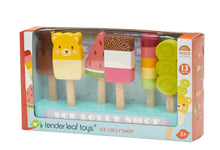 Load image into Gallery viewer, Tender Leaf Toys Ice Lolly Shop