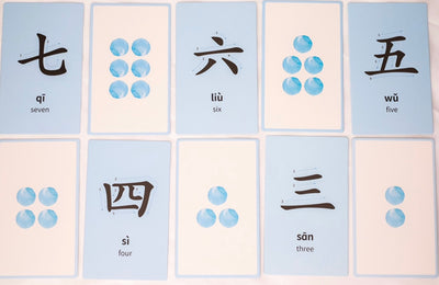 Hello Bao Mandarin Level 1 Sensory Cards
