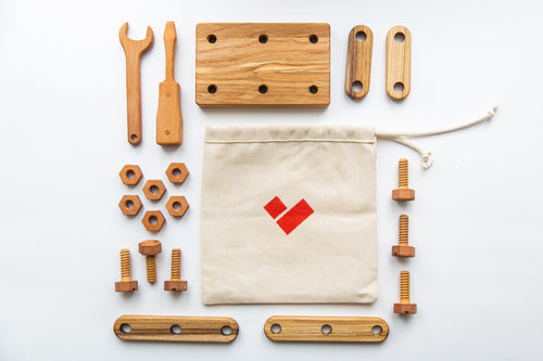 Handmade Small Tools Set