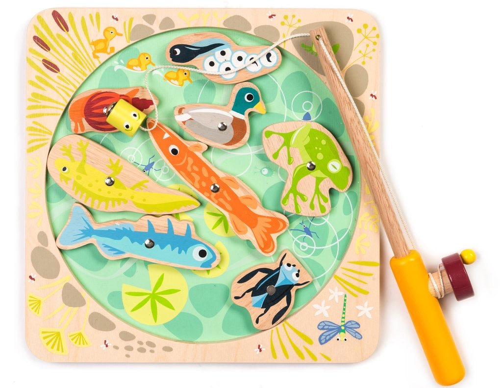 Tender Leaf Toys Pond Dipping (Incoming June)