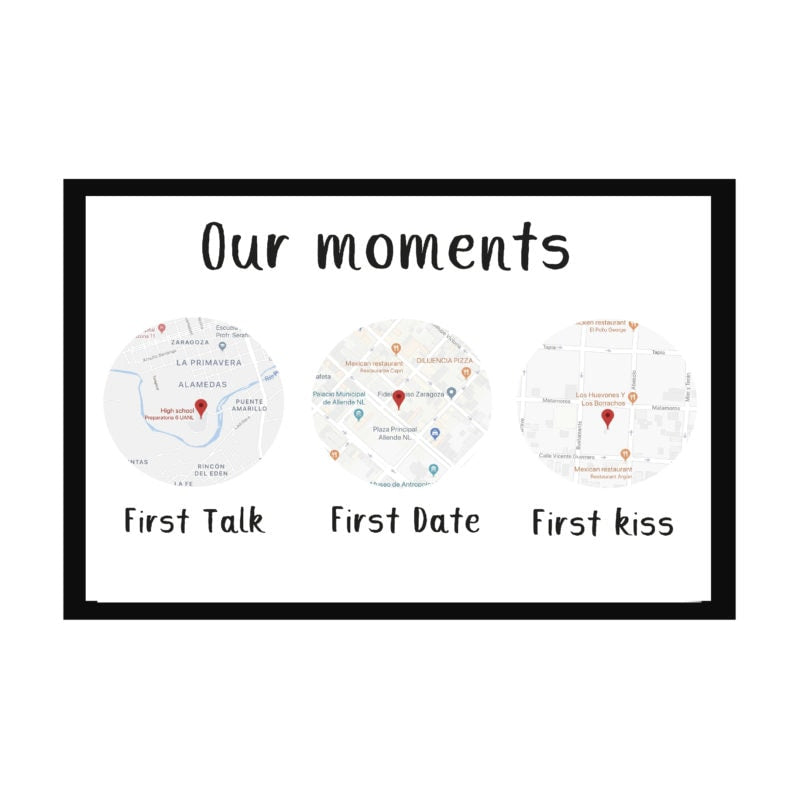 Our Moments - Locations
