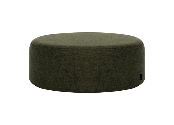 Folk Pouf - wide