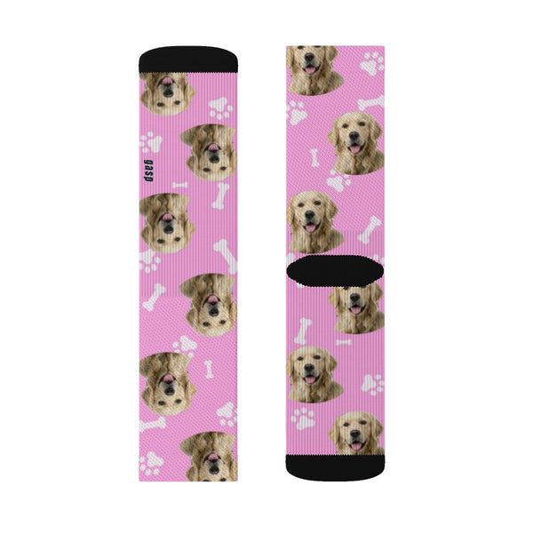🐶 Custom Dogs Socks
