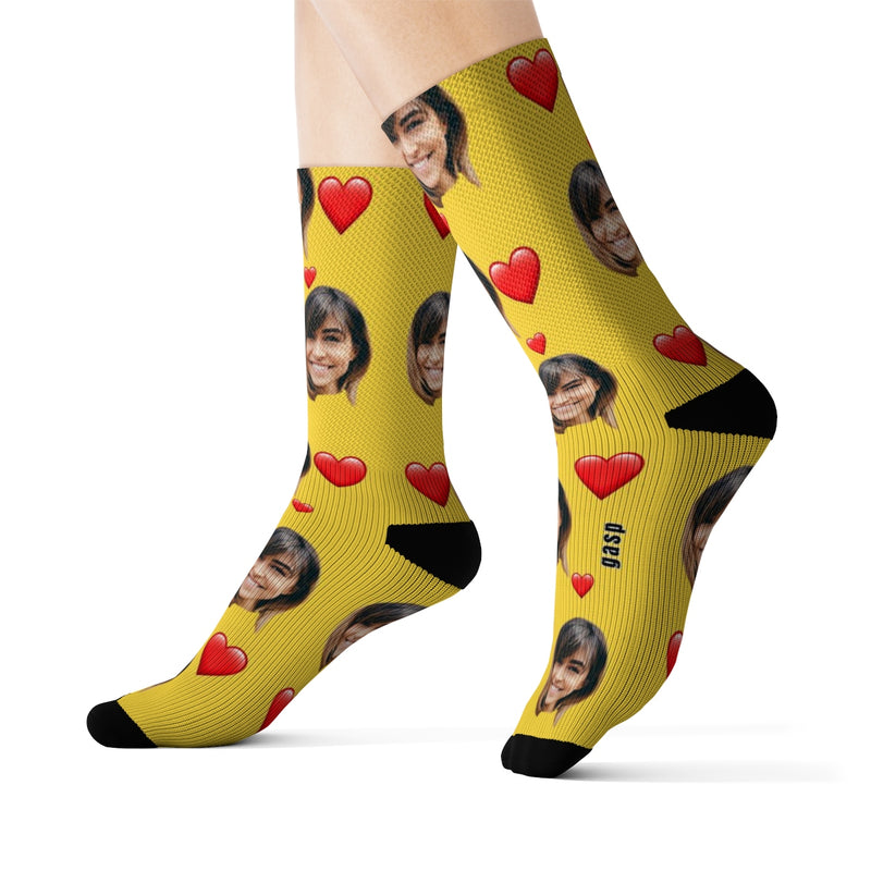 Custom Faces Socks